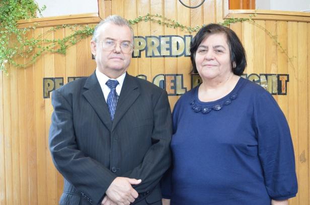 Vasile Talpoș și Lidia Talpoș