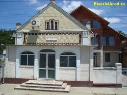 Biserica Baptistă Betania, Radna Lipova jud. Arad