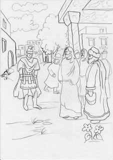 Isus și Sutasul (desenegratuite.blogspot.ro)