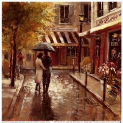 Pereche (cuplu) romantică - iubire - dragoste