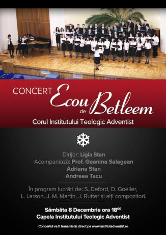 Concert Ecou de Betleem