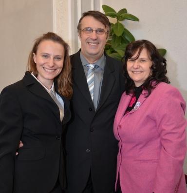 Dorothea, Cristi&Mariana Caraman (6.01.2012)