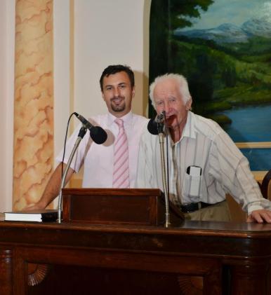Emanuel&Traian Dejeu (sept 2012)