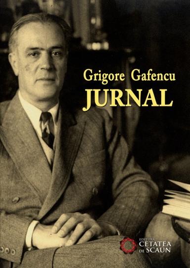 Grigore Gafencu, Jurnal