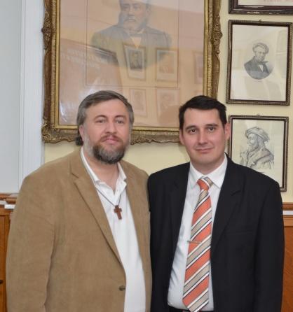 Alin Cristea, Marius Silveșan