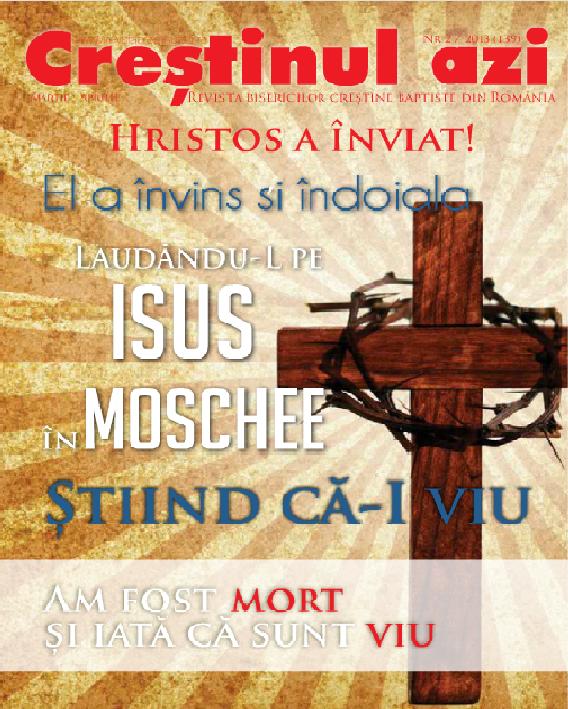 Crestinul Azi 2-2013