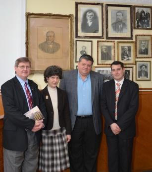 Daniel Mariș, Ecaterina Lung, Otniel Bunaciu, Marius Silveșan