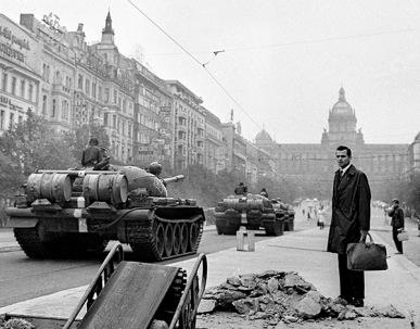 21. srpen 1968, Praga