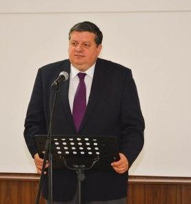 Otniel Bunaciu la BCB Filadelfia București (15.09.2013)