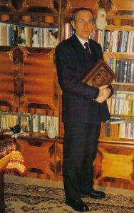 Pastorul Vasile Bel (facebook.com-bel.vasile)