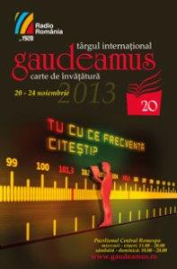 Afis Gaudeamus 2013