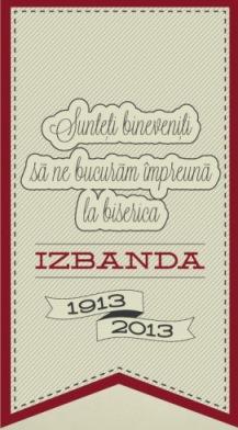Biserica Creștină după Evanghelie Izbânda București - 100 de ani (izbanda.ro)
