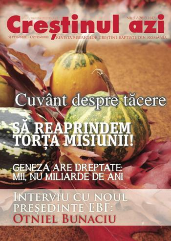 Revista Crestinul Azi Nr. 50 2013