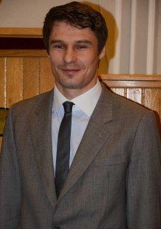 David Lavric (01.12.2013)