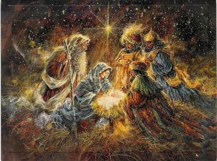 Magii se închină înaintea lui Isus (radiomuress.ro-25.12.2013)