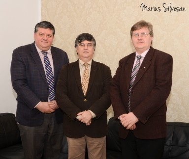 Rectorul UniBuc la ITBB (15.01.2014)