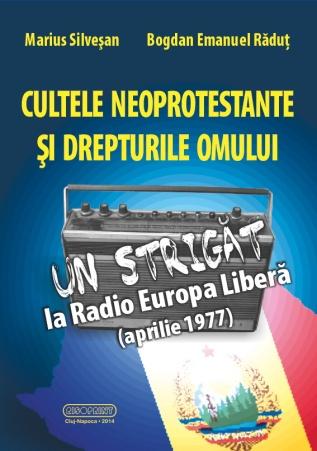 Cultele neoprotestante si drepturile omului - coperta 1