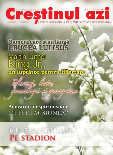 Revista Crestinul Azi Nr. 1-2014