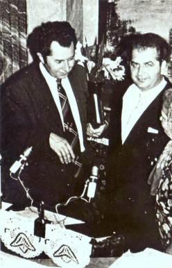1976-10 - Iosif Ton & Liviu Olah - Botez la Iasi