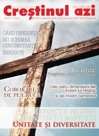 Revista Crestinul Azi 2-2014