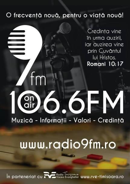 Radio 9fm Clisura Dunării