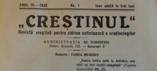 Revista Crestinul