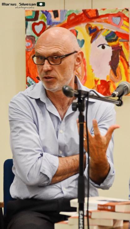 Prof. Miroslav Volf la Biblioteca Naționalaă a României (12.06.2014)