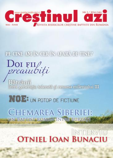 Revista Creștinul Azi Nr3-2014