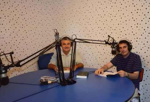 Pastor Nelu Roșu&Marius Silveșan la RVE Constanța (august 2014)