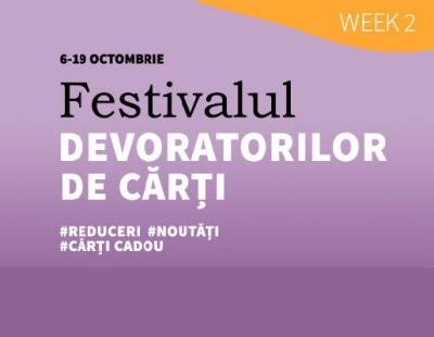 Elefant.ro - Festivalul devoratorilor de cărți (6-19 octombrie 2014)
