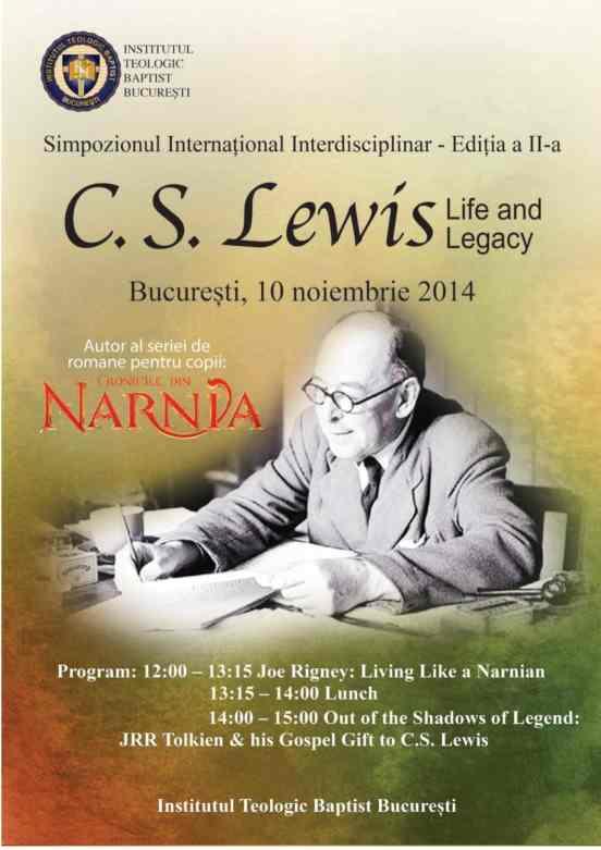 Simpozionul International Interdiciplinar Ed II-a - C.S. Lewis