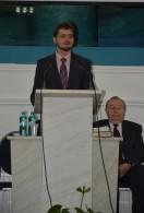 Vasilică Croitor la Centenarul Caraman&Ioanid, București 2012