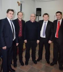 DSC_8886 Cătălin Dupu, Daniel Andreșoi, Cătălin Vasile, Ovidiu Rusnac, Marius Silveșan