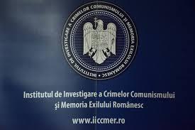 Siglă IICCEMER (Institutul de Investigare a Crimelor Comunismului)