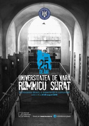 Universitatea de vară Râmnicu Sărat 2015