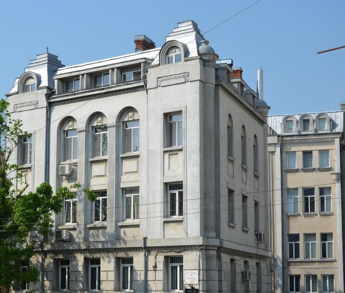 Clădirile Institutului Teologic Baptist