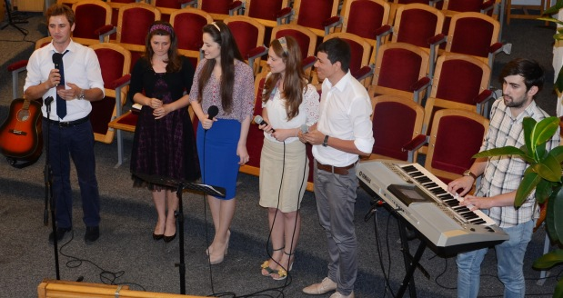 DSC_1554 Grupul Evanghelion la BCB Nădejdea (14.06.2015)