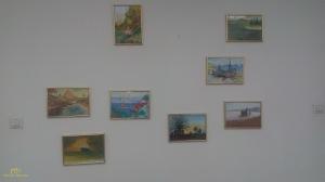 Picturi realizate de membrii Clubului