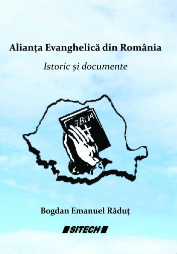 Bogdan Emanuel Răduț, Alianța Evanghelică din România (copertă)