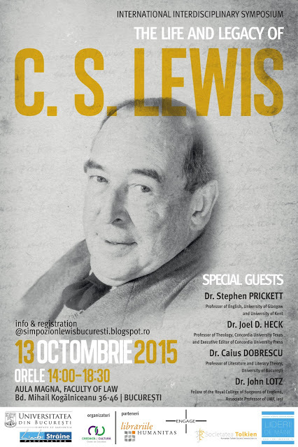 C S Lewis symposium Bucharest 2015