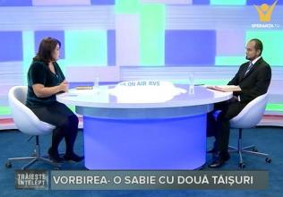 Costel Ghioancă la Speranta TV - octb 2015