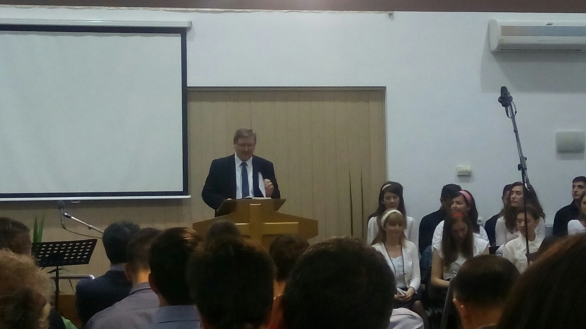 Daniel Mariș la Izbânda (4.10.2015)