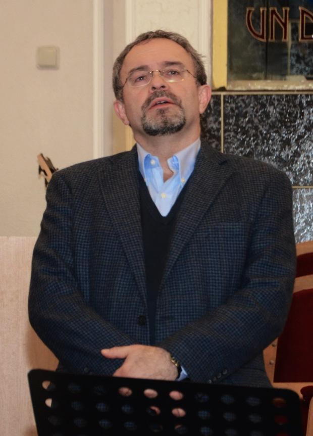 Prof. Radu Gheorgiță la BCB Nădejdea (2.12.2015) (2)