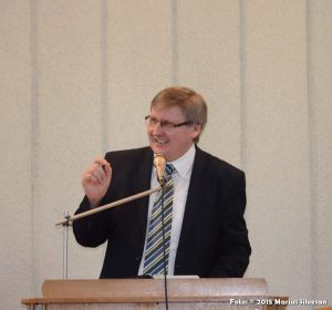 Daniel Mariș la BCB Betel Făget (iulie 2015)