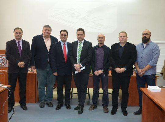 Comisia doctorat Adrian Sârbu - 2016