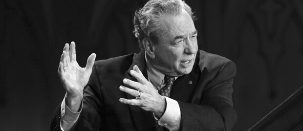 Dr. R.C. Sproul, Called Home to the Lord