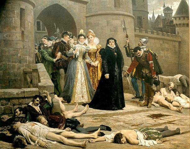 Masacrul din Noaptea Sfântului Bartolomeu